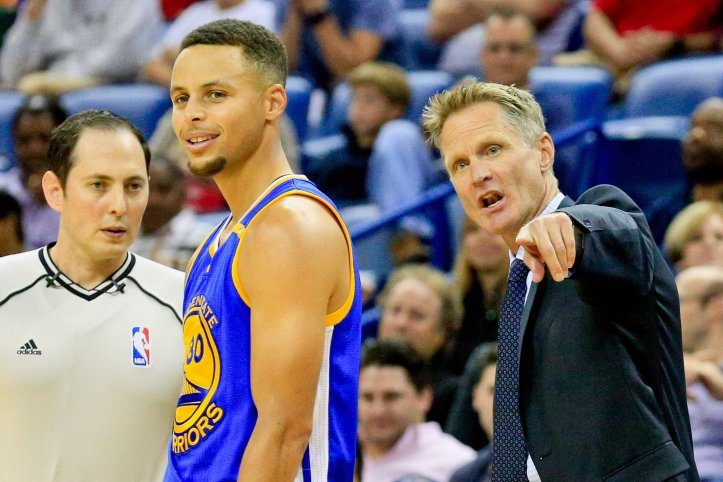 Stephen Curry -