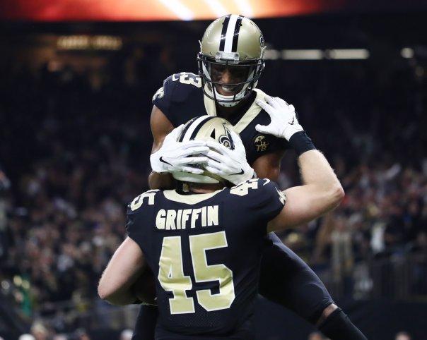 Garrett Griffin -