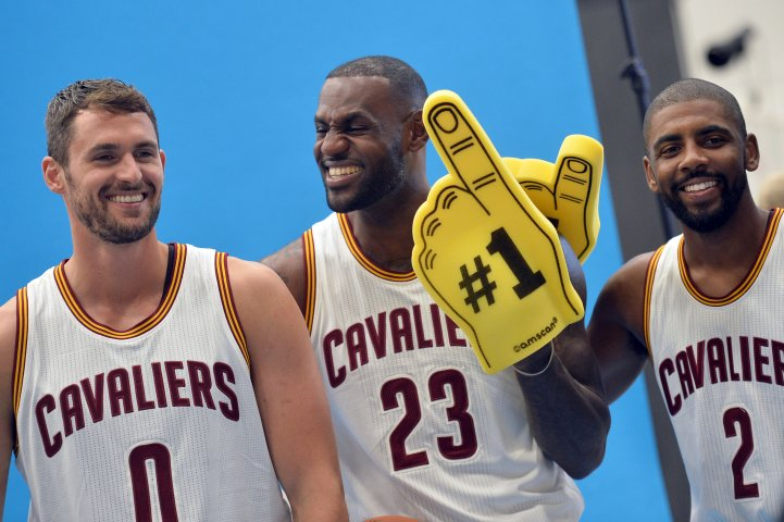 Cleveland Cavaliers -