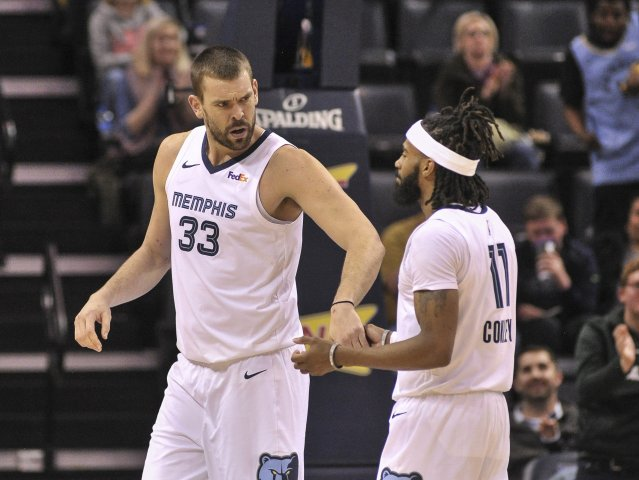 Memphis Grizzlies -