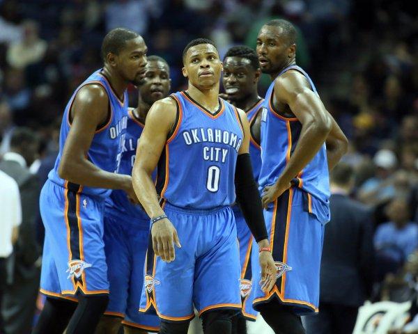 Oklahoma City Thunder -