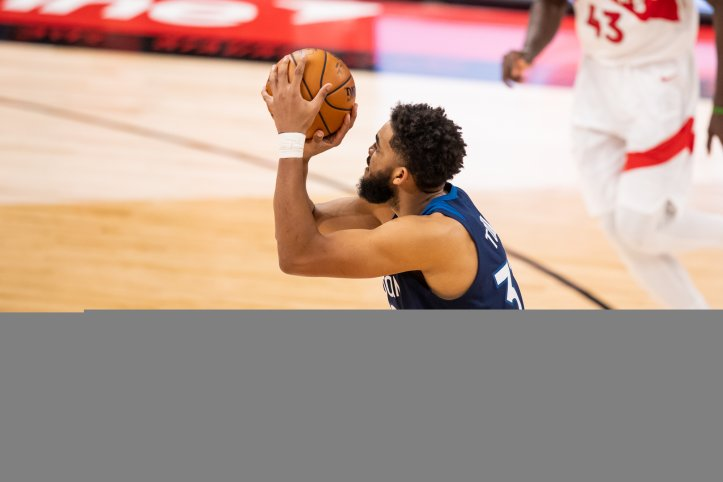 Karl-Anthony Towns -
