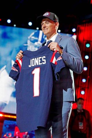 Mac Jones -