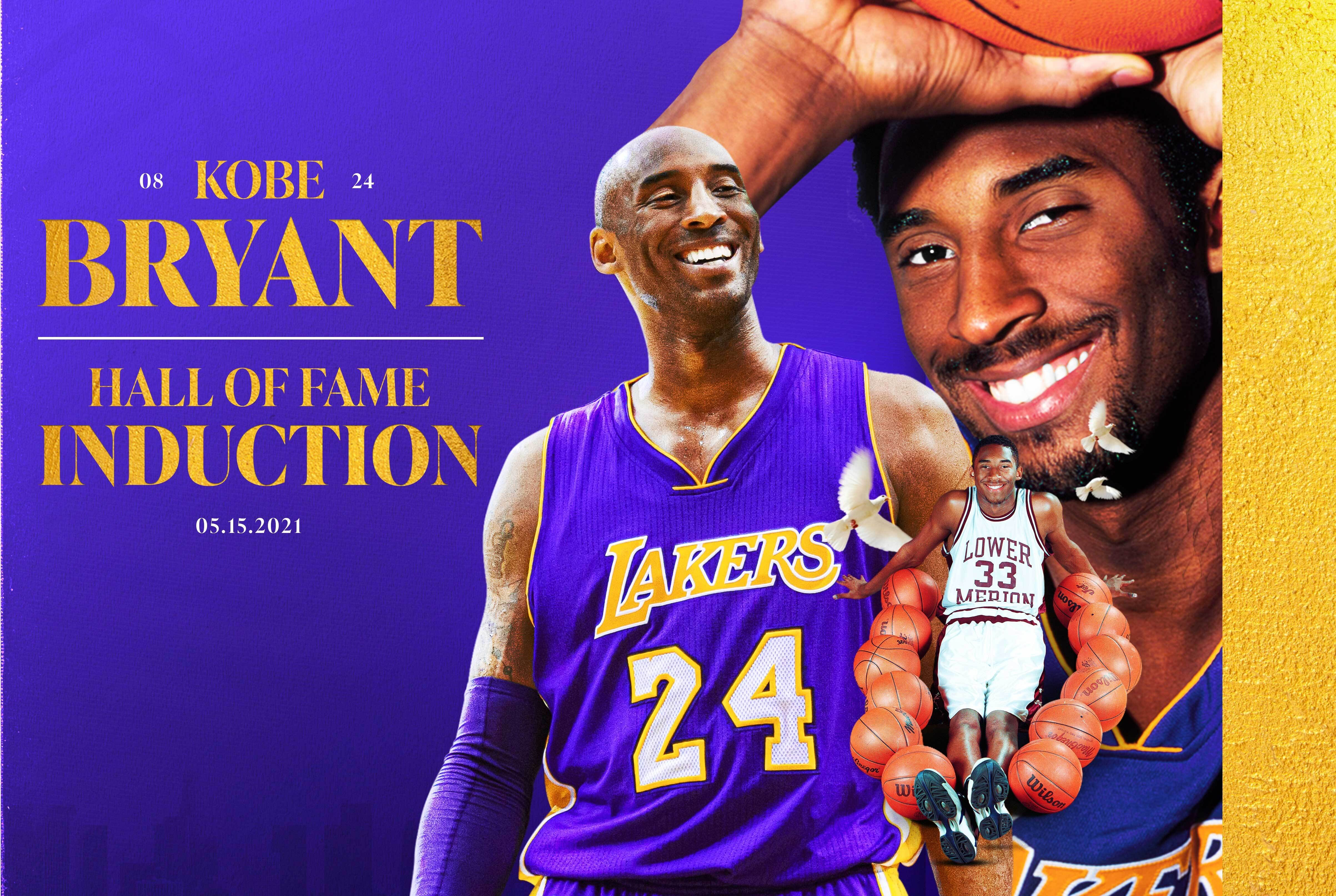 Emotions to Soar as Kobe Bryant Inducted Into Basketball Hall of Fame