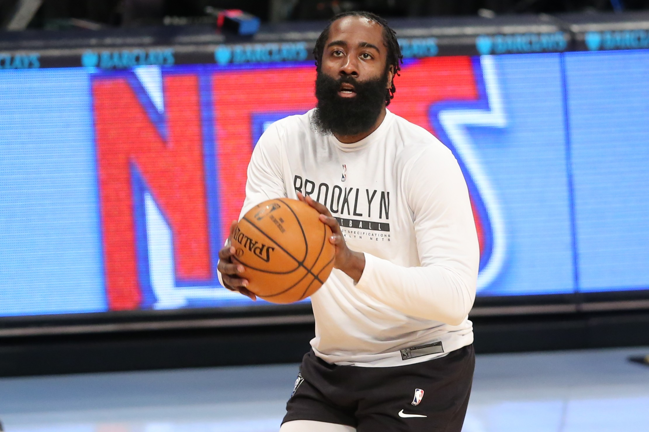 James Harden offers to cover half the price of Nets' playoff tickets