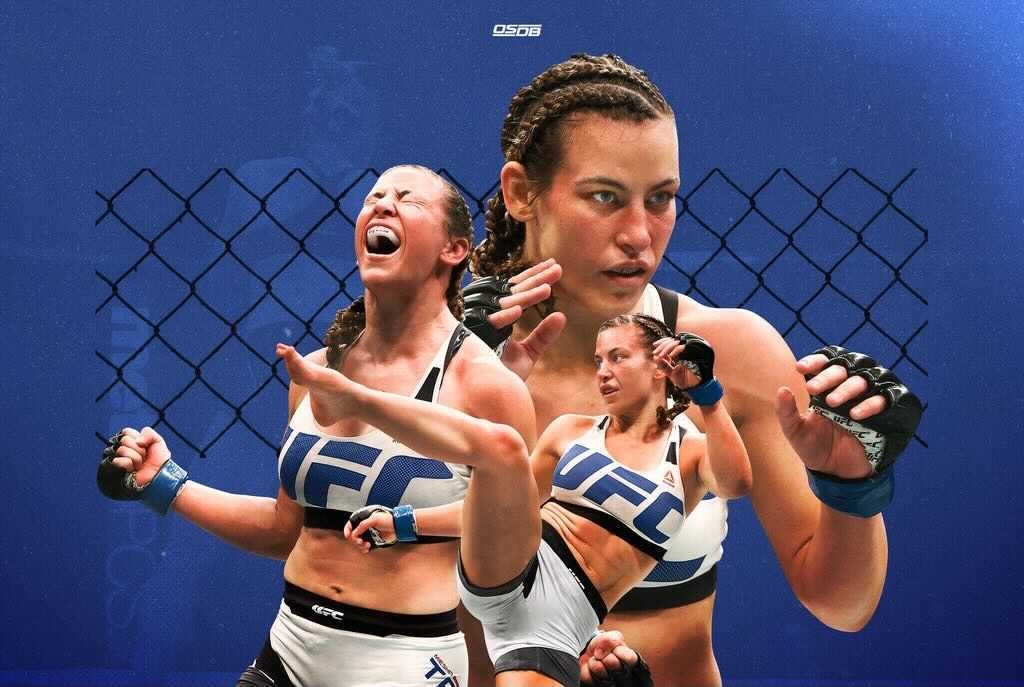 Miesha Tate returns to the Octagon at peace and ready for battle