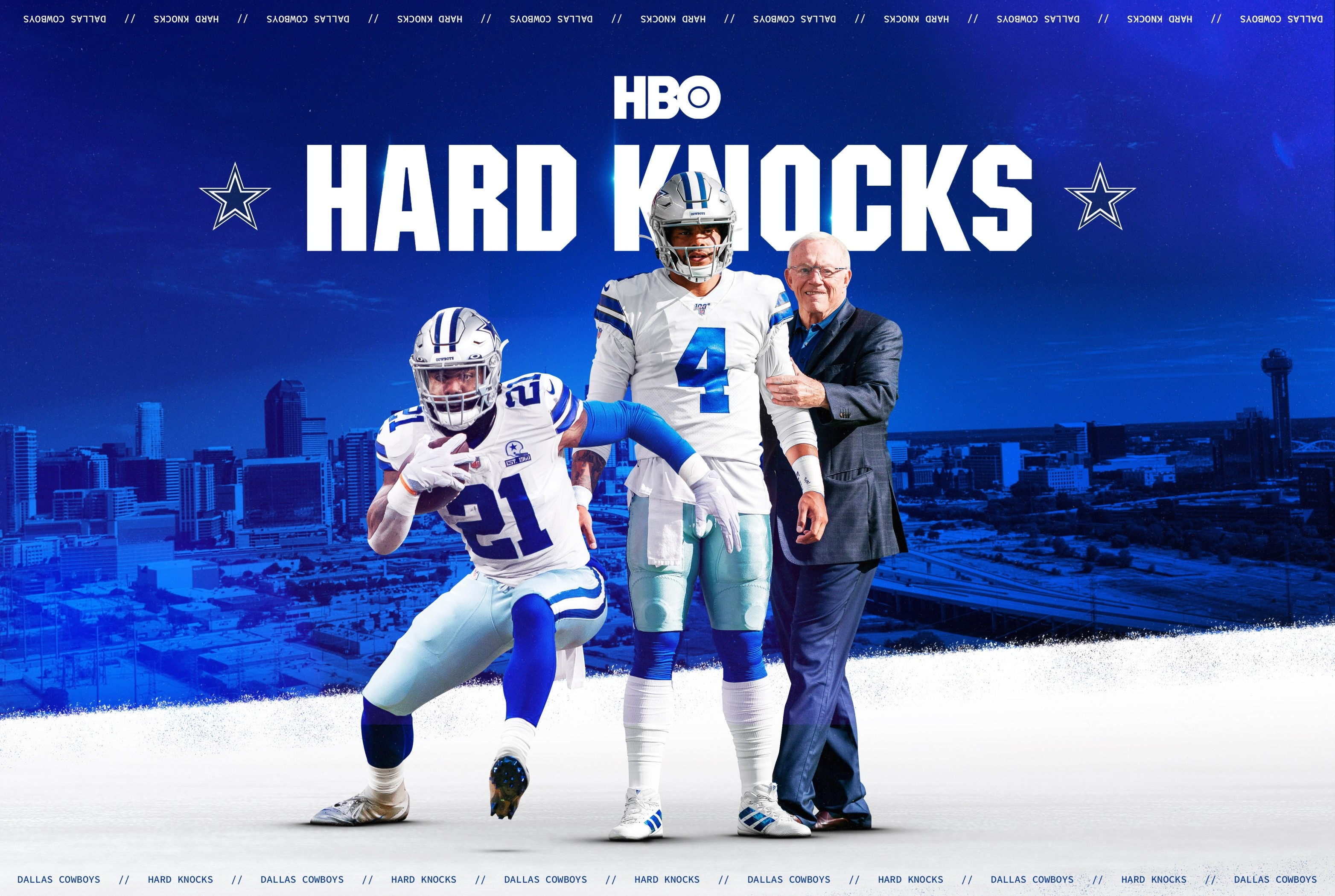 'Hard Knocks' by the numbers: History not on Cowboys' side