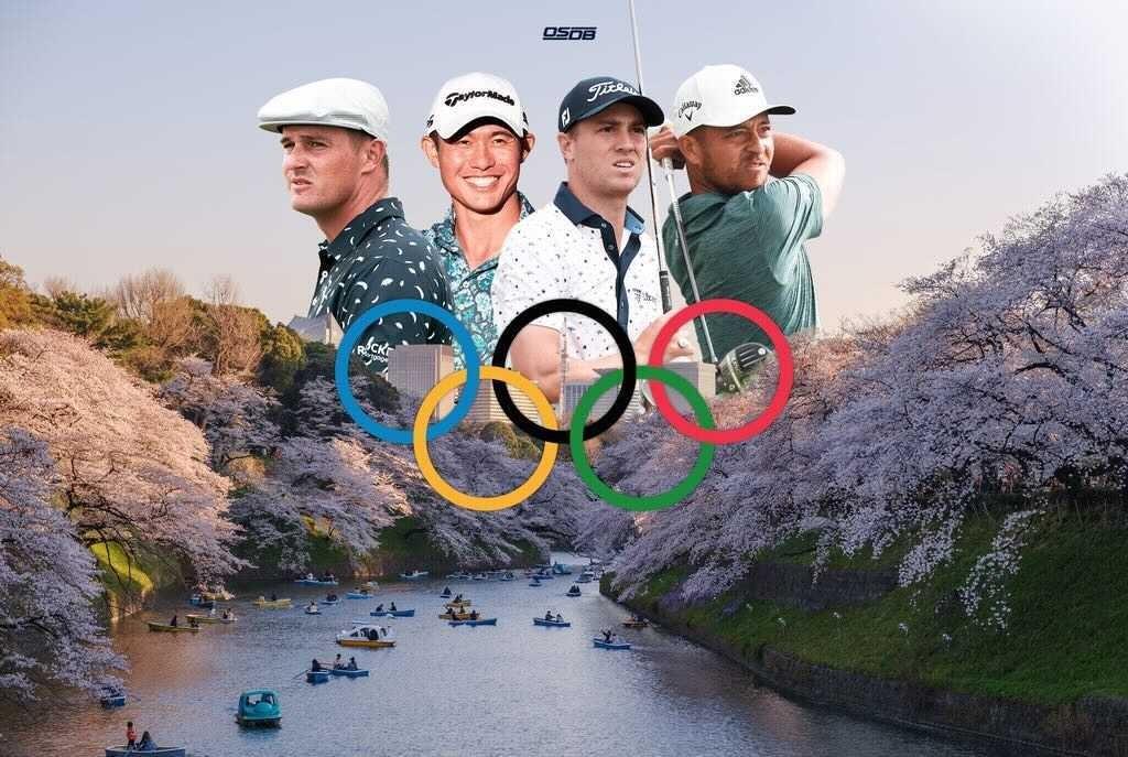 Team USA sends Fab Four of PGA Stars to Tokyo