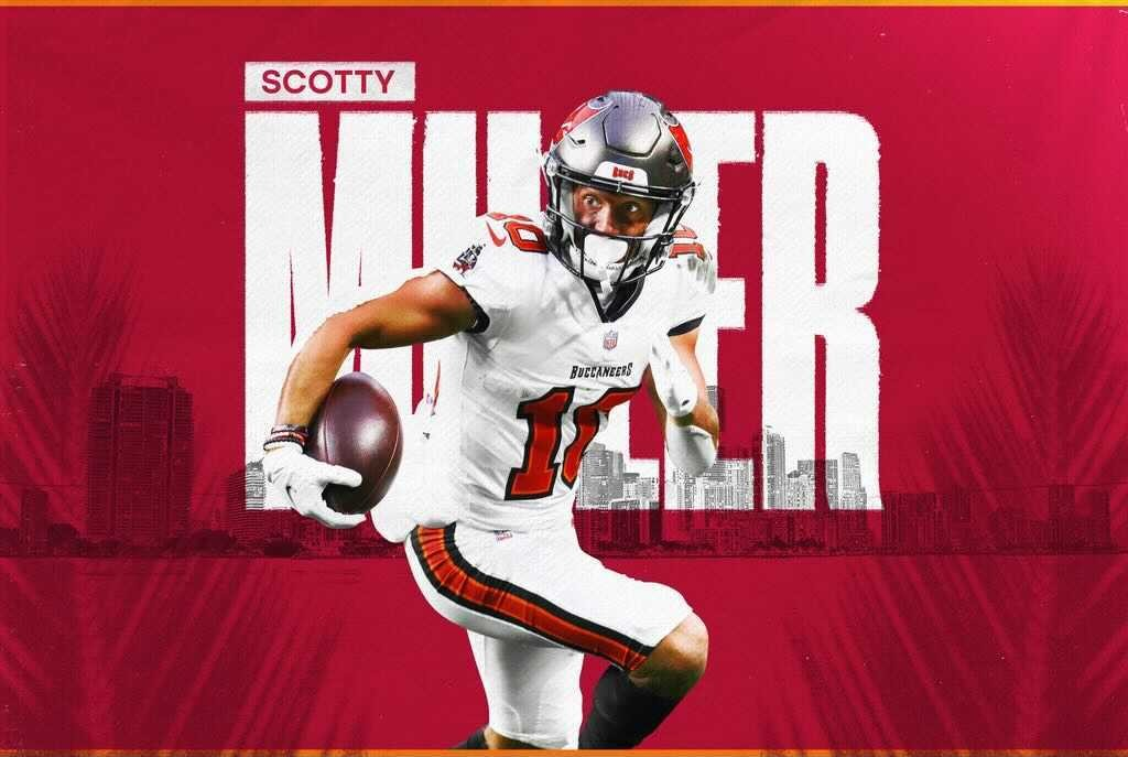 Scotty Miller is savoring – and sharing -- his amazing ride as Super Bowl champion