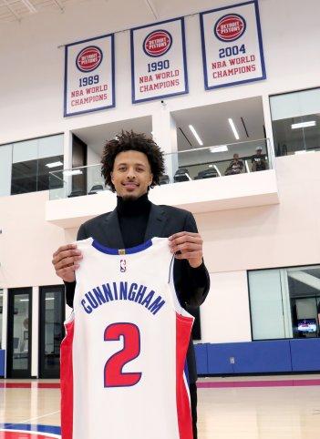 Cade Cunningham -
