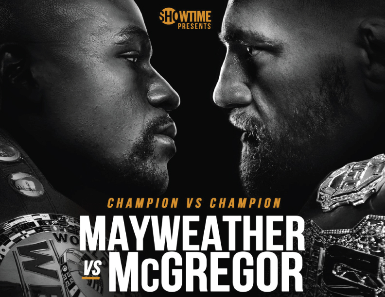 Mayweather vs. McGregor Fight