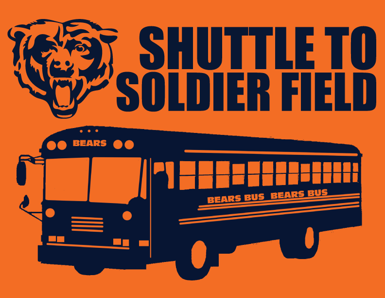 Shuttle to Soldier Field