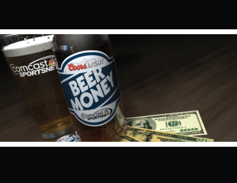 Be a contestant on CSNC's BEER MONEY!