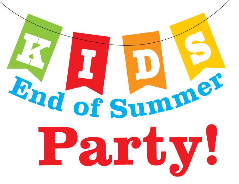 Kids End of Summer Party