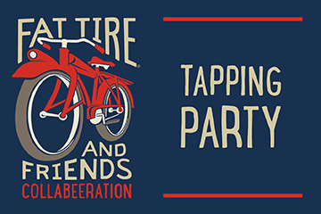 Fat Tire Tap Takeover
