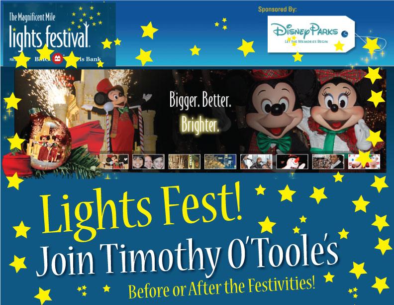 Mag Mile Lights Fest
