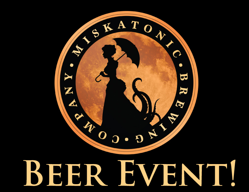 Miskatonic Brewery Beat the Brewer