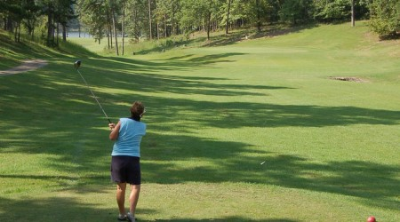 Cedar Creek Golf Course at Beavers Bend State Park