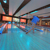 Cool lanes and giant video walls make the RedPin Restaurant & Bowling Lounge in Oklahoma City's Bricktown Entertainment District a popular nightlife destination.