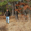 Nature and outdoors expert John Gifford hikes the trails at McGee Creek State Park in southeastern Oklahoma.