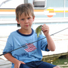Greenleaf State Park is a great area to teach children how to fish.