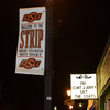 The Strip, a collection of live music venues, runs down Washington Street near Oklahoma State University.