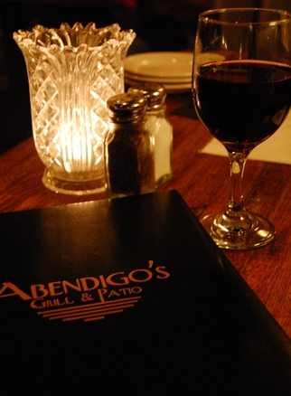 Abendigo's Grill & Patio, on Highway 259 North in Broken Bow, serves up hearty entrees in beautiful surroundings.