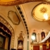 Opened in 1929, the Coleman Theatre in Miami hosts silent movies, children's events, ballet and jazz band performances.