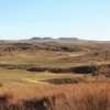 The Antelope Hills, located northwest of Cheyenne, were a prominent landmark for Plains Indians and white settlers.