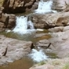 The Forty Foot Hole cascade in the Wichita Mountains Wildlife Refuge in southwest Oklahoma is a hiking hotspot.