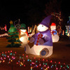 Bartlesville's Woolaroc Christmas light display is an awesome sight.