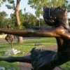 This Tulsa public art display pays homage to the five American Indian prima ballerinas from the region.