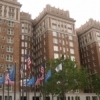 The historic Skirvin Hotel in downtown Oklahoma City has a long and storied past having hosted dignitaries such as presidents and celebrities for over 95 years.