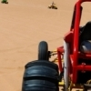 Dune buggies and ATVs become thrill rides at Little Sahara State Park near Waynoka.