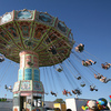 The Oklahoma State Fair held in Oklahoma City each fall offers thrill rides, live entertainment, delicious food and fun for the whole family.