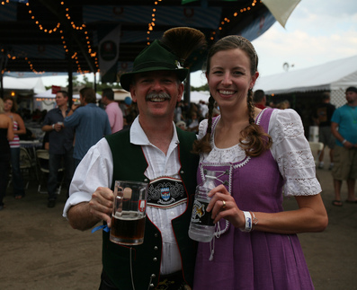 The Tulsa Oktoberfest was recognized as the Best German Food Festival by Bon Appetit magazine in 2005.