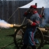 Historic re-enactors bring the Civil War battles fought in Oklahoma to life at Honey Springs Battlefield in Rentiesville.
