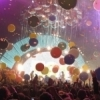 The Flaming Lips, natives of Oklahoma City, often ring in the new year at downtown Oklahoma City's Opening Night Celebration. On December 31, 2011, their concert also featured the Yoko Ono band. The Opening Night celebration brings more than 50,000 revelers out to the Cox Convention Center in Oklahoma City's Bricktown Entertainment District for live entertainment, a fireworks display and more.