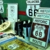 The nostalgia of Route 66 brings travelers from around the globe to Oklahoma, where there are more driveable miles than anywhere else.  Unique Route 66 merchandise is plentiful in stores and museums along the highway, also known as America's Main Street.