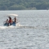 Boating is a popular family activity at Lake Thunderbird State Park in Norman.  With 86 miles of shoreline, the uncrowded waters are a perfect family playground.