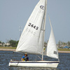 Sailing is a popular pastime on Lake Hefner in Oklahoma City, where the winds make it one of the best sailing lakes in the country.