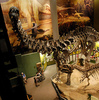 Norman is the home of the Sam Noble Oklahoma Museum of Natural History on the University of Oklahoma campus.  The museum's resident dinosaurs, gargantuan prehistoric bugs, nature dioramas and walk-through cave make it extremely popular with the kids.