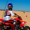 ATV and dune buggy enthusiasts flock to Little Sahara State Park near Waynoka to ride the 1,600 acres of dunes that tower up to 75 feet high.