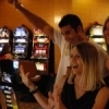 The slot machines at the Osage Casino in Tulsa offer plenty of thrills and keep the fun going 24 hours a day.  You can also catch the pulsating rhythms of world-class entertainment in the casino's event center.