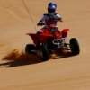 Get out and go wild on the 1,600 acres of dunes at Little Sahara State Park in Waynoka.  Bring your own ATV or dune buggy and head out for a pulse-pounding adventure on dunes up to 75 feet tall.