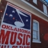 The Oklahoma Music Hall of Fame in Muskogee features some of Oklahoma's brightest musical talent.