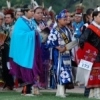 The Standing Bear Powwow in Ponca City is a chance for tribal members to reconnect and celebrate shared traditions.  The public is also welcome to enjoy the festivities.