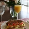 A delightful gourmet breakfast will start your day off right when you stay at the Shiloh Morning Inn near Ardmore.  This luxurious bed and breakfast is located in the peaceful countryside and offers guest rooms or private cottages.