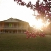 The peaceful, rural setting of the Shiloh Morning Inn creates a relaxing and romantic environment.