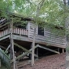 The riverfront cabins at Beavers Bend State Park offer exceptional views of the Mountain Fork River and are great outdoorsy lodging for park guests at this southeastern Oklahoma retreat.
